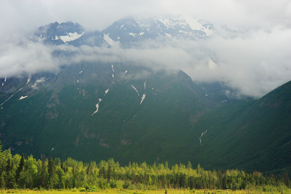 eagle river valley trail alaska