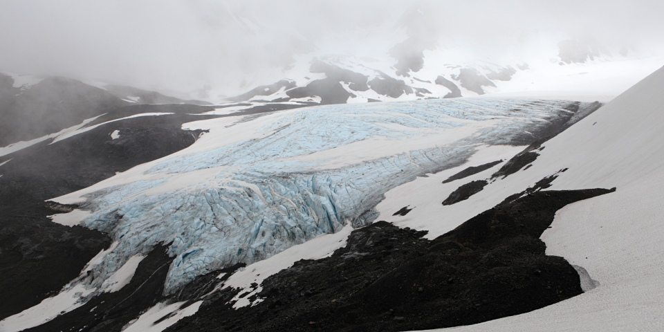 Raven Glacier Crow Pass