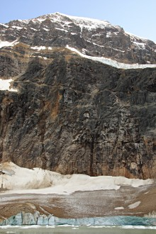 Mount Edith Cavell, Jasper