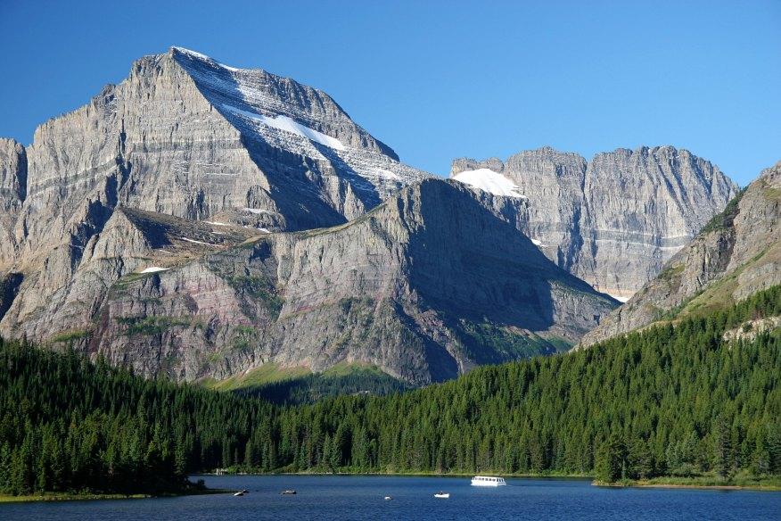 mount gould glacier national park