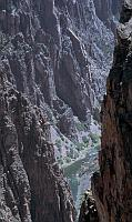gunnison river in black canyon
