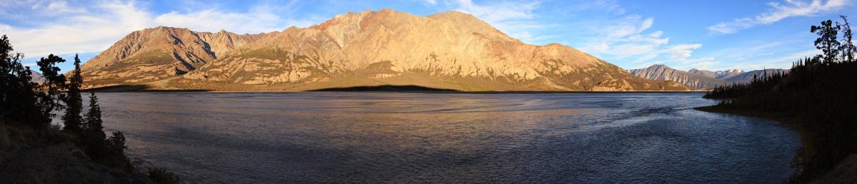 Kluane's Slims River
