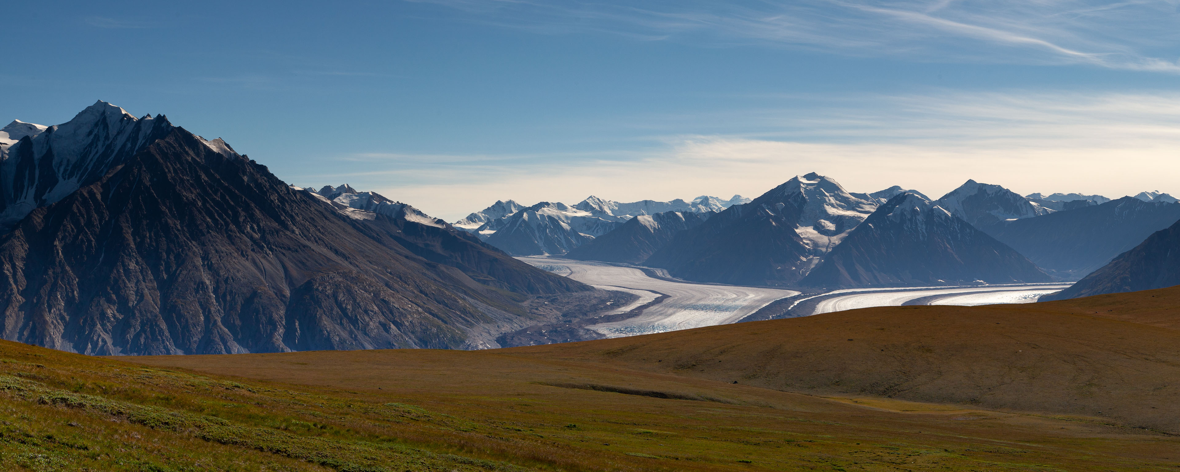 Kaskawulsh glacier, Kluane National Park