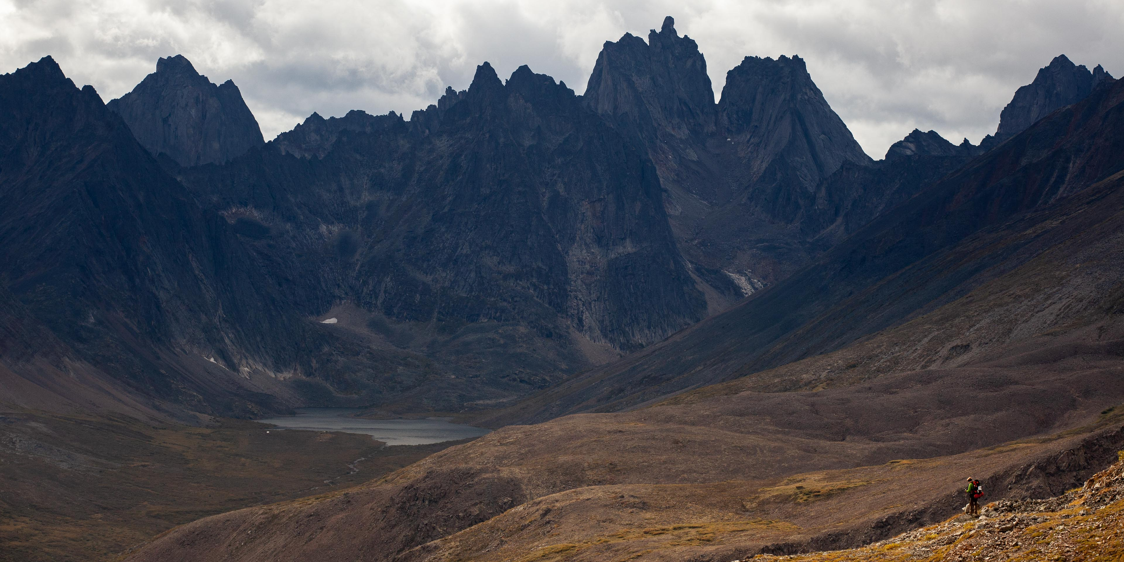 Tombstone mountains, Yukon Territory