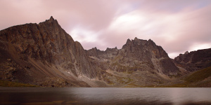 Grizzly Lake, Tombstone Park